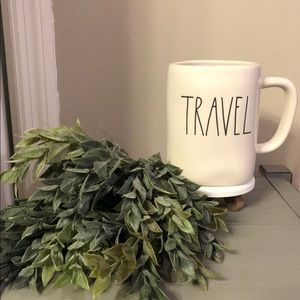 "Rae Dunn ""Travel"" mug"